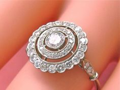 Edwardian Engagement Rings On Ebay 34