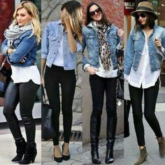 Find More at => http://feedproxy.google.com/~r/amazingoutfits/~3/vApYuYstGkI/AmazingOutfits.page #jeansjacket