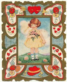 Clearly Vintage: Vintage Valentine