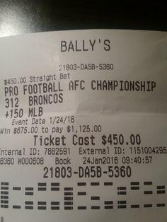 #Broncos Moneyline #Winner #Numerology