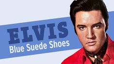 YouTube Elvis Blue Suede Shoes, Elvis Presley, Artworks, Youtube, Youtubers, Art Pieces, Youtube Movies