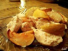 Куриная грудка с грушей - пошаговый рецепт с фото на Повар.ру