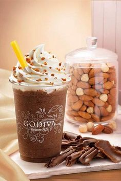 GODIVA Milk Chocolate Drink