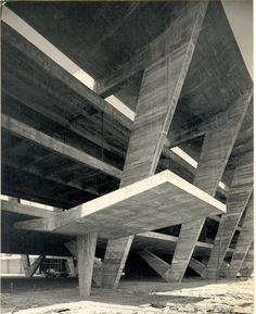 Clássicos da Arquitetura: Museu de Arte Moderna do Rio de Janeiro,Cortesia de Centro de Documentação e Pesquisa do MAM