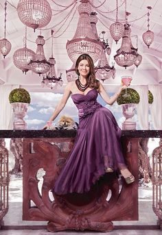 Lisa Vanderpump discusses her rise to fortune and fame and her starring role in The Real Housewives of Beverly Hills