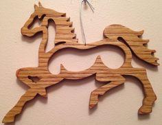 Articles similaires à Scie à chantourner coupe ornement de cheval de bois--3c sur Etsy