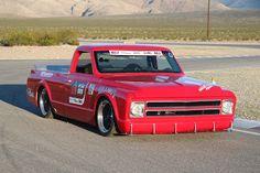 Revolution!-Trucks Invade the Optima Batteries Ultimate Street Car Invitational