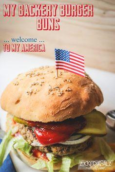 Burger-Brötchen
