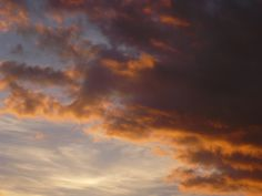 Der Himmel in der Toskana