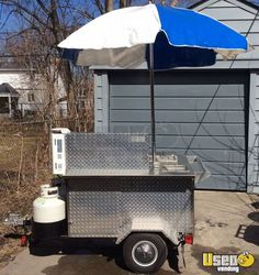 2017 Dreammaker Hot Dog Cart For In Michigan