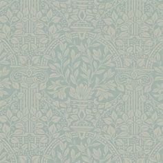 The Original Morris & Co - Arts and crafts, fabrics and wallpaper designs by William Morris & Company | Products | British/UK Fabrics and Wallpapers | Garden Craft (DM6W230297) | Morris Archive Weave