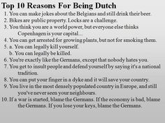 about the dutch