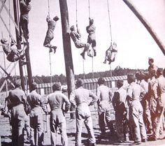 Easy Company at Camp Toccoa