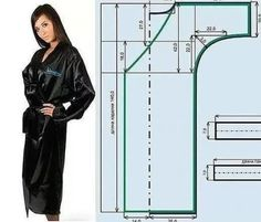 Amazing Sewing Patterns Clone Your Clothes Ideas. Enchanting Sewing Patterns Clone Your Clothes Ideas. Make Your Own Clothes, Diy Clothes, Dress Sewing Patterns, Clothing Patterns, Kimono Shrug, Sewing Blouses, Kimono Pattern, Fashion Sewing, Sewing Techniques