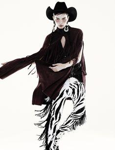 www.pegasebuzz.com | Luma Grothe by Nicole Heiniger for Pulp #9