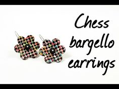 Chess bargello ∗ Шахматное барджелло ∗ Polymer clay tutorial ∗ Мастер-класс - YouTube