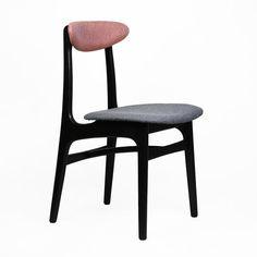 Klasyczne krzesło z PRL- U TYP 200-190