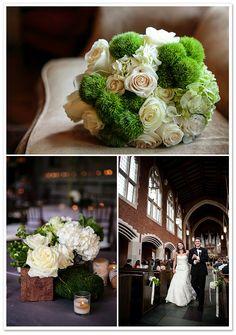 Belle Meade Plantation Wedding by Dove Wedding Photography on BorrowedandBleu.com