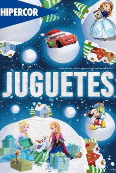HIPERCOR catalogo de juguetes de  navidad