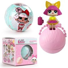 Share and Get It FREE Now   Join Gearbest     Get YOUR FREE GB Points and Enjoy over 100,000 Top Products,Funny Kawaii LoL Open Eggs Dolls Ball Children Surprise Doll Anime Action Figure Kids Toy Fun Egg