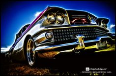Buick Special from Beach Hop New Zealand - by motography, specialist hotrod photographer and digital artist American Classic Cars, General Motors, Buick, Motor Car, Cadillac, Vintage Cars, Creative Design, Race Cars, Automobile