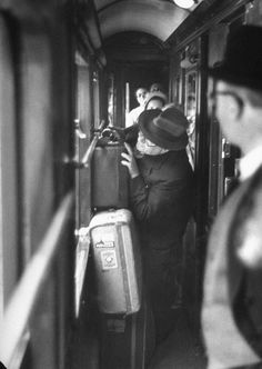 exPress-o: The nostalgic glamour of travelling in the 1950s