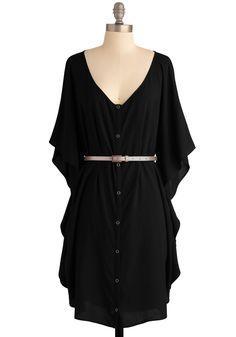 Jack by BB Dakota You and Me Forever Dress in Black | Mod Retro Vintage Dresses | ModCloth.com