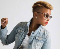 Looking for unique shaved hairstyles for black women? We have some of the most creative, sweet and sexy ideas so you can get the perfect makeover!