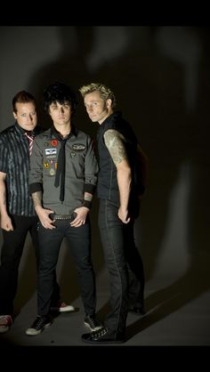 Green Day is my all time favorite band and I don't care about what anybody says about it!!