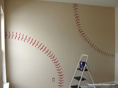 I plan on doing this in Lovie's new big boy room