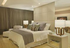 Reforma do imóvel de 400 m², localizado na praia de Icaraí em Niterói (RJ), feita por Roberta Devisate.
