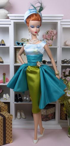 Barbie Chateau | Matisse Fashions and Doll Patterns