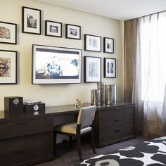 nice 100 Perfect Home Office Ideas for Small Spaces Decor, Home, Living Room Tv, Organizing Your Home, Family Room, Diy Dvd Storage, Apartment Chic, Interior, Room