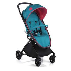 Passeggino Be Cool Light Newborn Wave