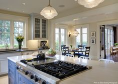 Great kitchen look