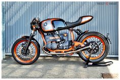 Cafe Racer by Toro Moto BMW Cafe Racer by Toro MotoBlack Racer Black Racer may refer to: Yamaha Cafe Racer, Bmw Scrambler, Cafe Racer Build, Cafe Racer Motorcycle, Tracker Motorcycle, Bike Bmw, Cool Motorcycles, Vintage Motorcycles, Cafe Racing
