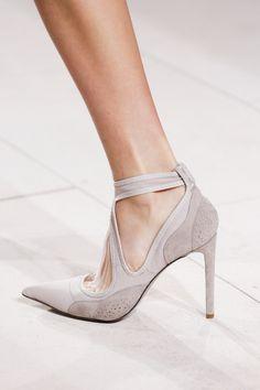 Balenciaga Spring 2014 RTW shoes #pfw ~