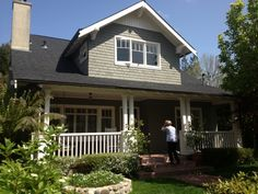 Gorgeous Craftsman home on Monte Vista, Larkspur, CA - Marin County