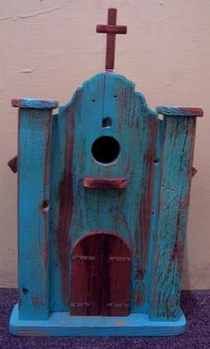 Birdhouse!***Research for possible future project.