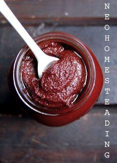 Homemade Authentic Gochujang (Naturally Fermented, Korean Chili Paste) : Neo-Homesteading #GrainFree & #GlutenFree,