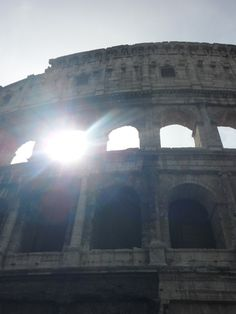 History: Colosseum, Rome, Italy
