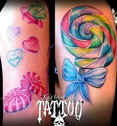 1000 images about snoep on pinterest candy tattoo pink for Candy corn tattoo