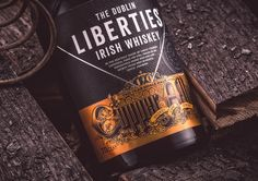 Copper Alley Irish Whiskey on Packaging of the World - Creative Package Design Gallery