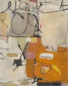 Richard Diebenkorn, Untitled (Albuquerque) (1951), via Artsy.net (via art)