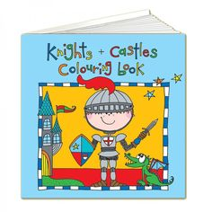 Colouring is a great activity for kids. 5 year old boys will love to receive this colouring book