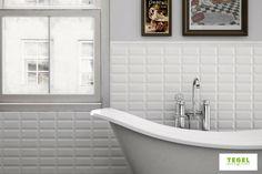 14 beste afbeeldingen van witte metro tegels bathroom remodeling