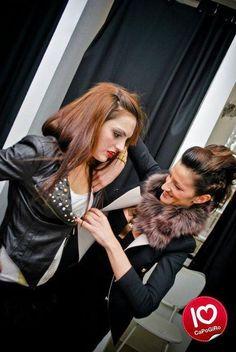 Jessica Mazzoli wears Mangano.  www.mangano.com