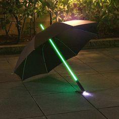 Light up on rainy days. - http://noveltystreet.com/item/10985/