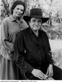 Johnny and June..... This makes me cry. What a special couple. A love we should all aspire to have. Together until the end