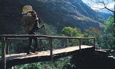 Trekking in Nepal with little kids